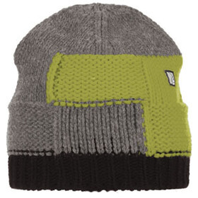 E9 Squarhead Gorro de Lana, apple-grey